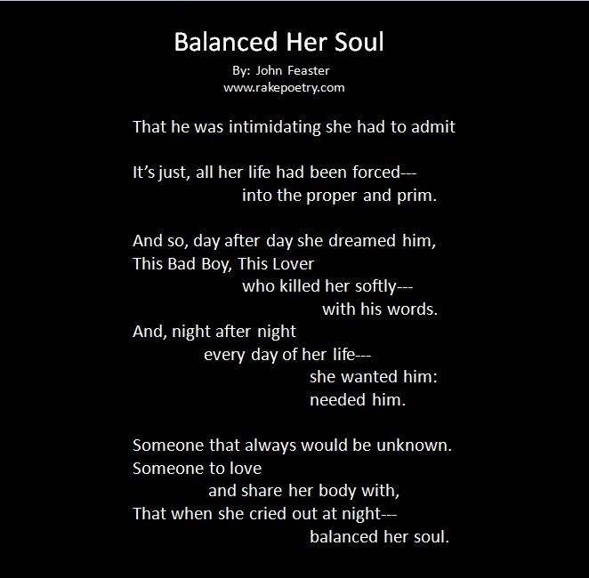 Balanced Her Soul