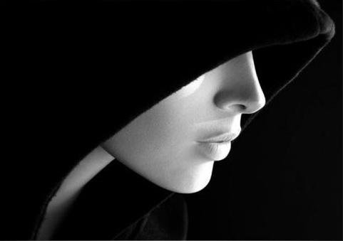 Black Hood Girl