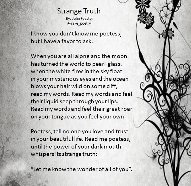 Strange Truth